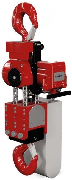 Druckluftkettenzug TCR-12000