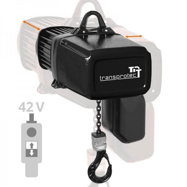 Elektrokettenzug Mini mit 42 V Schützsteuerung
