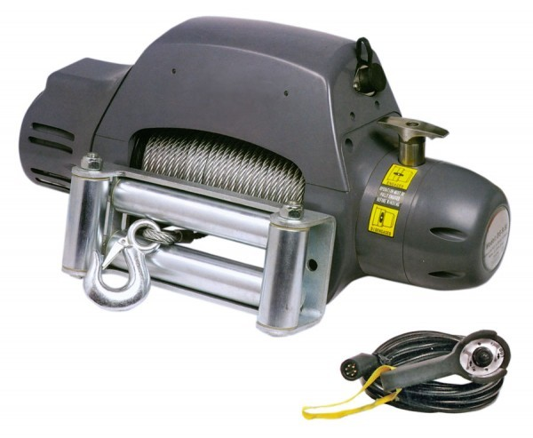 Elektroseilwinde 12V, DV-9.5i