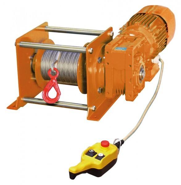 Elektrische Seilwinde, Baureihe P