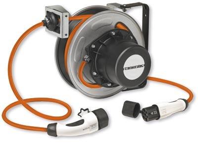 Charge-Reel für Elektro-Fahrzeuge (PKW) IP65