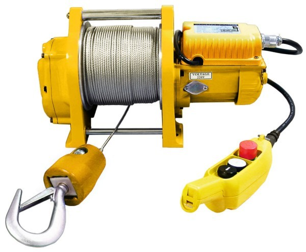 Elektroseilwinde LA-B200