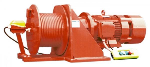 Elektro-Kompaktseilwinde FD-E