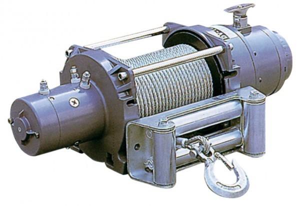 Elektroseilwinde 12V/24V, DV-15000