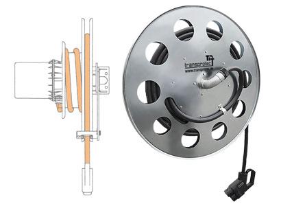 Federladetrommel für Elektrofahrzeuge